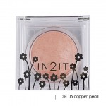 In2It Sheer shimmer blush SB 06 copper pearl