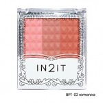 In2It Waterproof triple blush BPT02 ramance