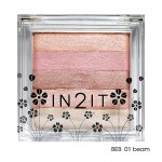 In2It Pearl powder bricks BEB01 beam