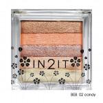 In2It Pearl powder bricks BEB02 candy
