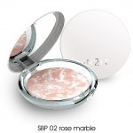 In2It UV Snow Bright Face Powder SBP02 rose marble