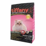 Tiffany ชนิดเม็ด สูตรสำหรับแมวทุกช่วงวัย 10 kg