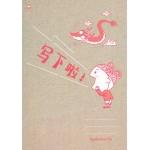 สมุดคัดอักษรจีน