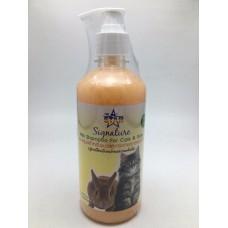 The star แชมพู สำหรับแมวและกระต่าย 500 ml