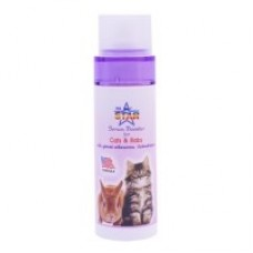 The star เซรั่ม บูสเตอร์เคลือบเงาขน สำหรับแมวและกระต่าย 150 ml