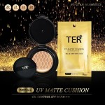 TER UV Matte Cushion Oil Control SPF50 PA+++ #21 White Tone (รีฟิล) 15g