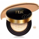 TER UV Matte Cushion Oil Control SPF 50 PA+++  #20 PURE WHITHE TONE (รีฟิล) 15g