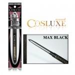 COSLUXE AUTO PENCIL EYELINER:TRUST ME #Max black