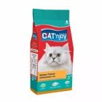 แคท เอ็นจอย Cat'n Joy ชนิดเม็ด รสปลาแซลมอน 3 kg