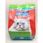 แคท เอ็นจอย Cat'n Joy ชนิดเม็ด รสปลาทูน่า ไก่และกุ้ง สำหรับแมวโตทุกสายพันธุ์ 400 กรัม