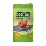 ด็อก เอ็นจอย Dog'n Joy ชนิดเม็ด สำหรับสุนัขโต สูตรเจ 20 kg