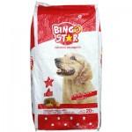 บิงโกสตาร์ BINGO STAR ชนิดเม็ด สำหรับสุนัขโตอายุตั้งแต่ 1 ปีขึ้นไป 20 kg