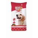 บิงโกสตาร์ BINGO STAR ชนิดเม็ด สำหรับสุนัขโตอายุตั้งแต่ 1 ปีขึ้นไป 10 kg
