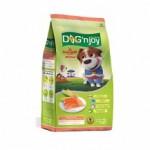 ด็อก เอ็นจอย Dog'n Joy ชนิดเม็ด สำหรับสุนัขโตทุกสายพันธุ์ สูตรปลาแซลมอน 9 kg