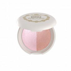 MILLE DAZZLING ROSE BRUSHER #02 Peach champagne