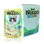 Nekko สูตร Kitten สำหรับลูกแมว รสไก่มูส 70 g ต่อซอง จำนวน 12 ซอง