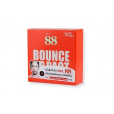 Ver.88 Eity Eight Bounce Up Pact SPF50+ PA+++ 12g