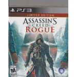 PS3: ASSASSINS CREED ROGUE LIMITED EDITION (ZALL)