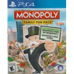 PS4: MONOPOLY FAMILY FUN PACK (ZALL)(EN)