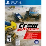 PS4: The Crew Wild Run Edition (ZALL)