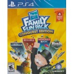 PS4: HASBRO FAMILY FUN PACK  CONQUEST EDITION (ZALL)(EN)