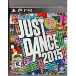PS3: Just Dance 2015
