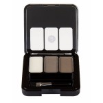 ABSOLUTE NEW YORK HD EYEBROW KIT TOASTED TAUPE AEBK 04