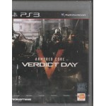PS3: Armored Core Verdict Day [Z3]