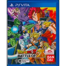 PSVITA: Dragon Ball Z  Battle of Z (Z3)(EN)