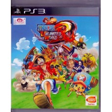 PS3: One Piece Unlimited World Red [Z-3]