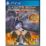 PS4: Saints Row IV Re Elected + Gat Out of Hell (Z3)