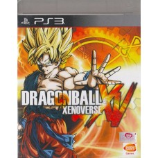PS3: Dragon Ball Xenoverse (Z3)