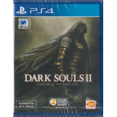 PS4: Dark Souls II: Scholar of the First Sin (Z-3)