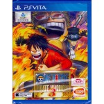 PSVITA: One Piece: Pirate Warriors 3 (Z3)