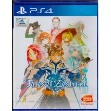 PS4: TALES OF ZESTIRIA (Z-3)(ENG)