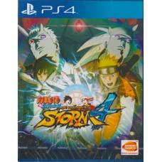 PS4: Naruto Shippuden Ultimate Ninja Storm 4 (R3)(EN)