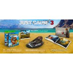 PS4: JUST CAUSE 3 [COLLECTOR'S EDITION](R3)(EN)