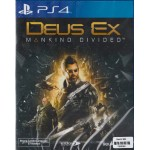 PS4: DEUS EX MANKIND DIVIDED (Z3)(EN)