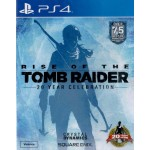 PS4: RISE OF THE TOMB RAIDER 20 YEAR CELEBRATION (Z3)(EN)