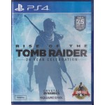 PS4: RISE OF THE TOMB RAIDER 20 YEAR CELEBRATION (EN) (Z3)