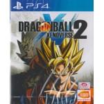 PS4: DRAGON BALL XENOVERSE 2 (Z3)(EN)