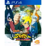 PS4: NARUTO SHIPPUDEN ULTIMATE NINJA STORM 4 ROAD TO BORUTO (Z3)(EN)