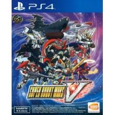 PS4: SUPER ROBOT WARS V (R3)(EN)