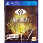 PS4: LITTLE NIGHTMARES(R3)(EN)
