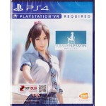 PS4: SUMMER LESSION (VR)(R3)(EN)