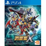 PS4-G: SUPER ROBOT WARS X (R3)(EN)