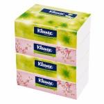 คลีเน็กซ์ Kleenex เนเชอรัล ซอฟท์บอกซ์  120 แผ่น แพ็ค 4