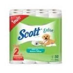 สก๊อตต์ Scott เอ็กซ์ตร้า ความยาว 2 เท่า 32 ม้วน