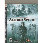 PS3: Vampire Rain Altered Species (Z1)