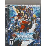 PS3: BlazBlue Calamity Trigger (Z1)